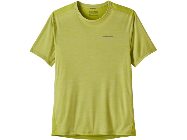 Patagonia Airchaser T-shirt Herr folios green